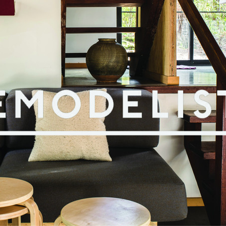Remodelista | Into the Redwoods: A Tiny 1960s Cabin in Sea Ranch, Restored and Revived