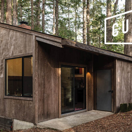 Curbed | A 684-square-foot architectural gem gets a polish at California's fabled Sea Ranch