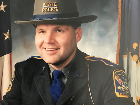 State Police Mourn the Passing of Retired Trooper Baron
