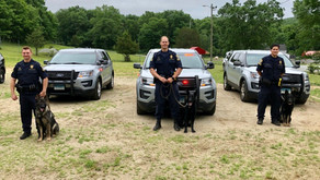 State Police Celebrate Graduation of 211st Patrol Dog Class
