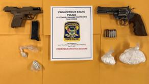 Firearms & Narcotics Seizures