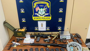 Six illegal firearms safely taken off the streets of Bridgeport to combat gun violence