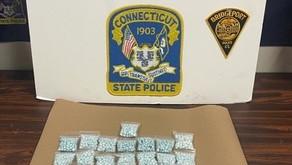 Orange Traffic Stop leads to Narcotics Arrest