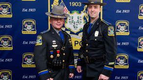 Two Troopers Promoted in Command Staff