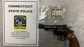 Weapons Violation Leads to Arrest