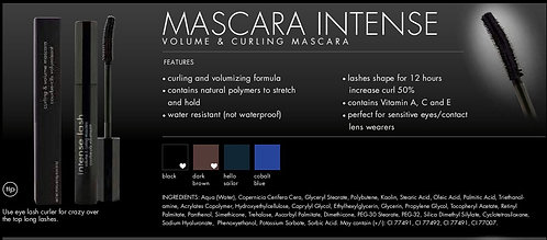 Mascara intense