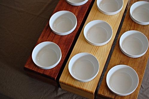 【トリプル】膳ZEN*ペット用食器台