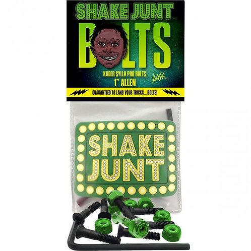 "Shake Junt Kader 1"" Hardware"