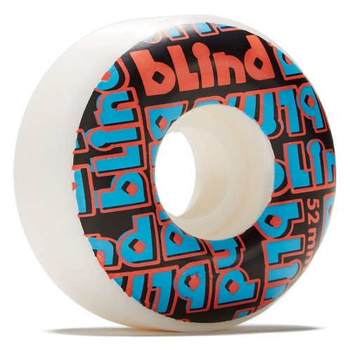 Blind Stacked Wheels 52mm