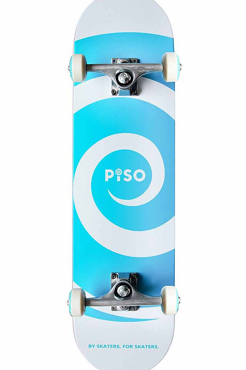PISO COMPLETE SKATEBOARD (LOGO)