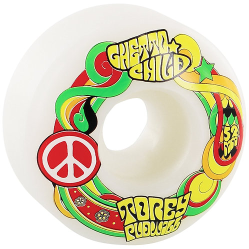 Ghetto Child Pudwill Peace Wheels