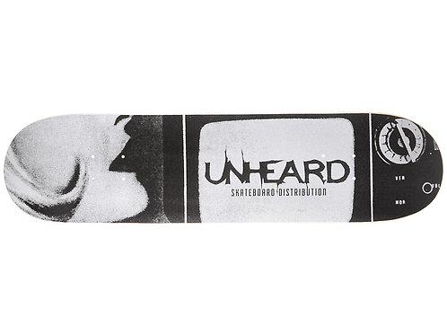 "UNHEARD SKATE BOARD DECK 8.0""/8.25"""