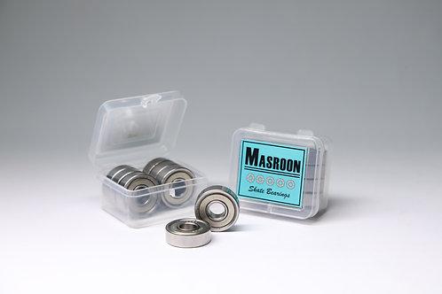 Masroon sk8 Bearings (pack of 8)