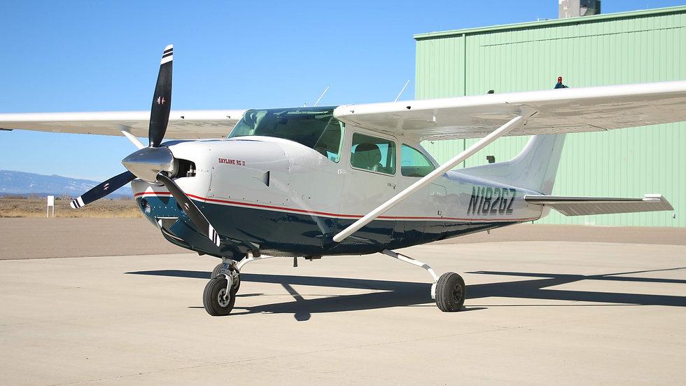1978 Cessna R182