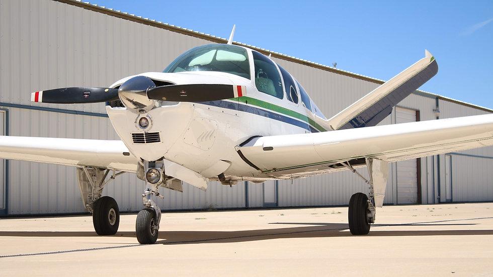 1964 Beechcraft Bonanza 35S