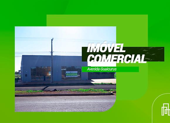 Salão comercial ( Próximo ao Cerrado Brasil)