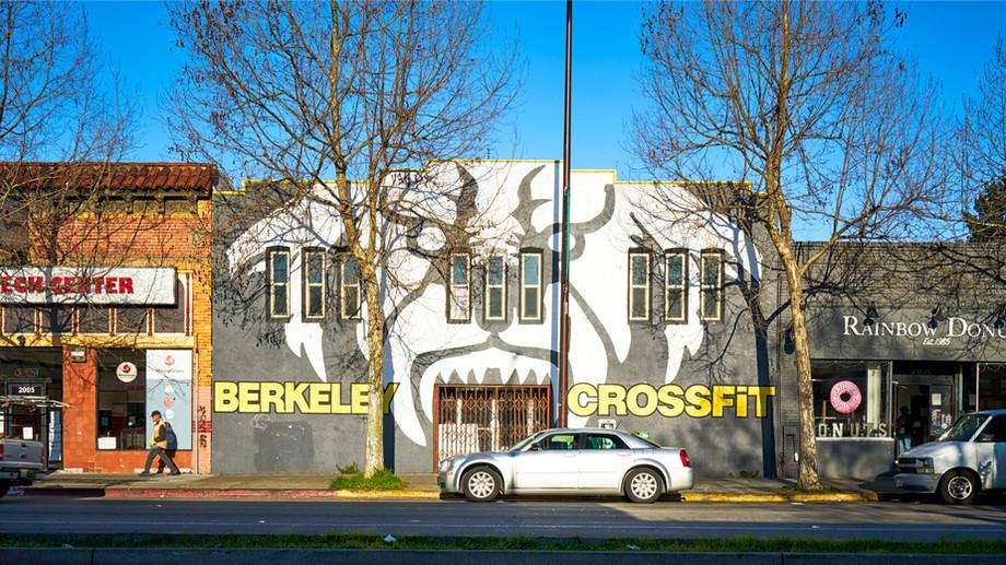 Berkeley Crossfit Gym