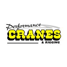 Performance Cranes