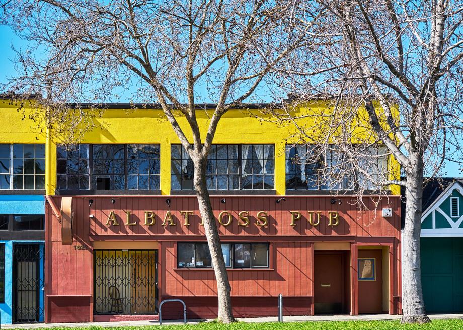 Albatross Pub, permanently closed