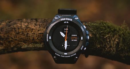 The Casio ProTrek Smartwatch & Viewranger partnership. Is it any good?