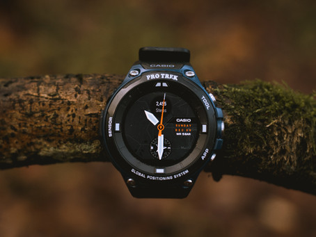 The Casio ProTrek Smartwatch & Viewranger partnership. Is it any good?