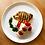 Thumbnail: Brocheta de capresa y pechuga de pollo al grill