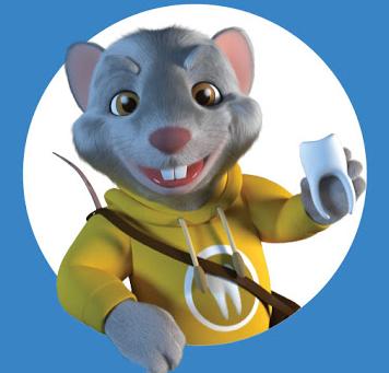 .....Y el ratón Perez se lo llevó