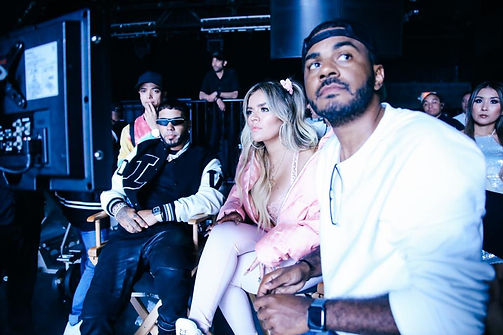 Anuel and Karol G China Music Video, Marlon Pena Film Director