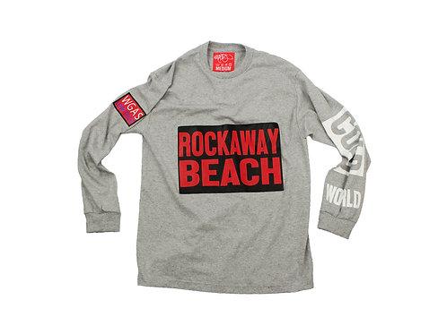 ROCKAWAY BEACH L/S TEE