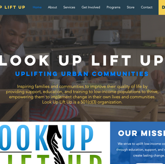 Look Up Lift Up