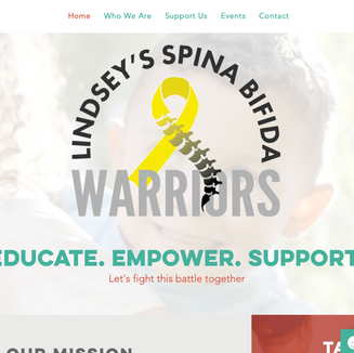 Lindsey's Spina Bifida Warriors