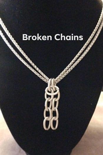 Broken Chains Necklace 2