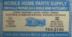 dentsville propane gas & mobile home parts supply