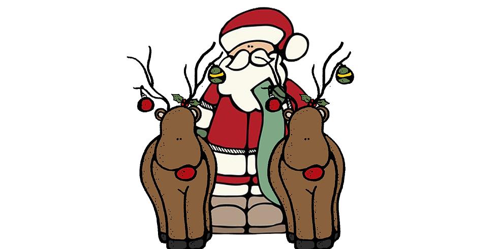 Christmas Week - Santa and Reindeer Visit
