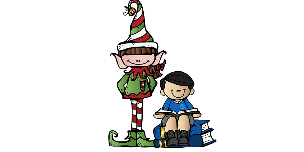 Christmas Week - Festive Story Teller