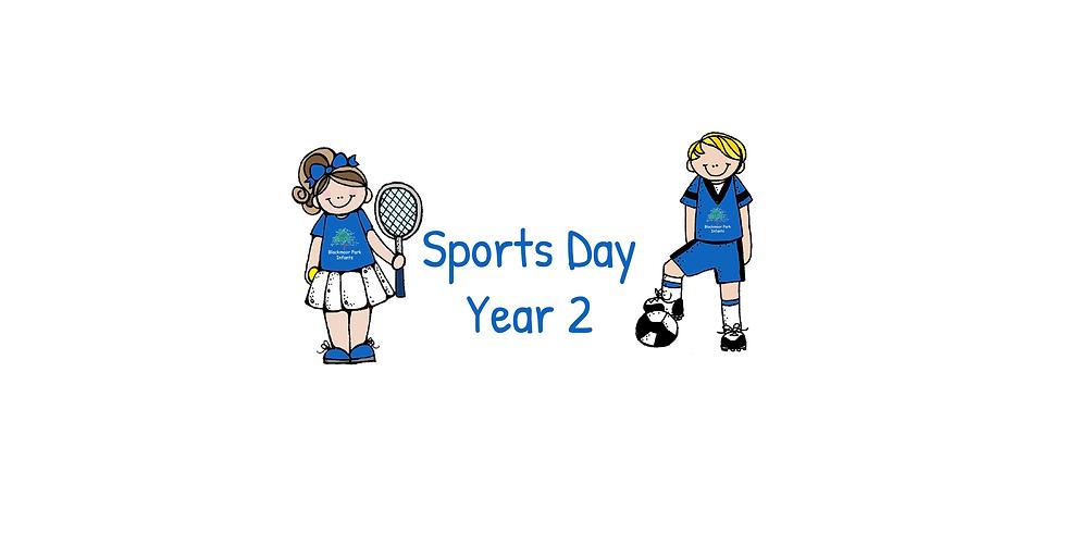 Year 2 Sports Day