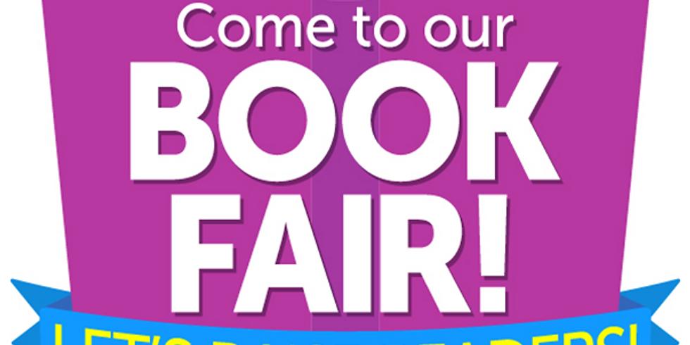 Half Price Book Fair