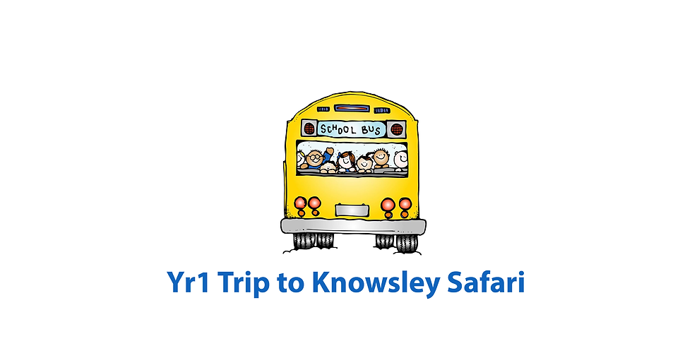 Yr1 Trip to Knowsley Safari Park