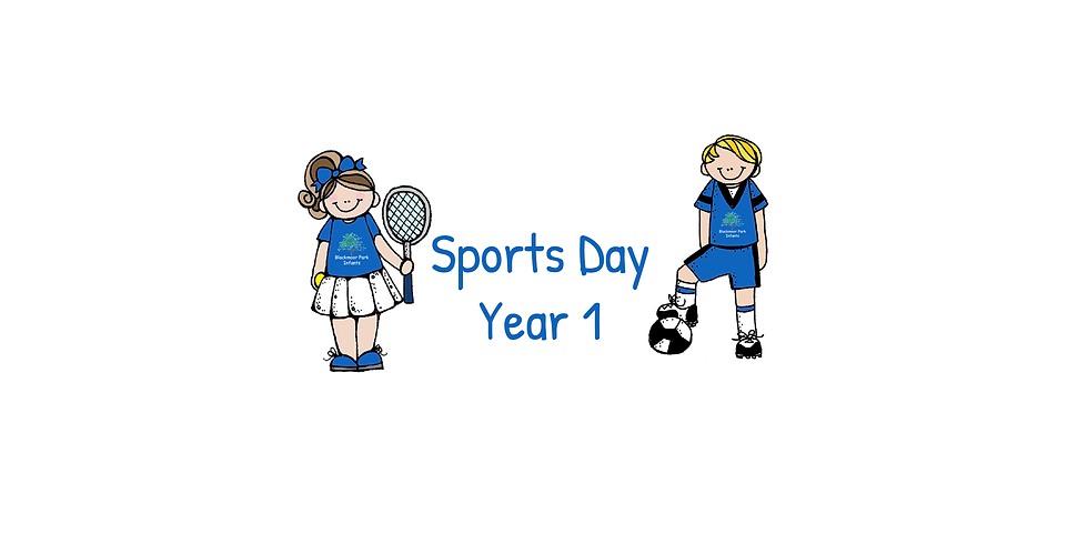 Year 1 Sports Day