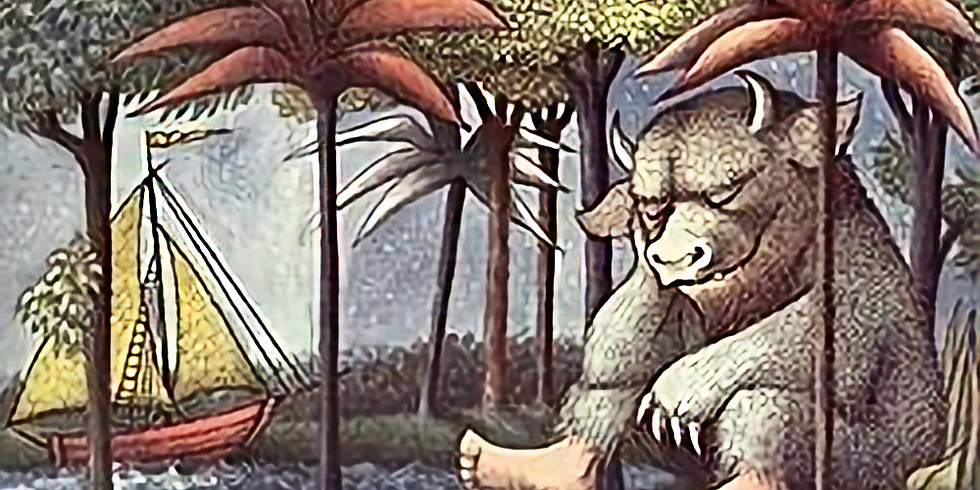 Where the Wild Things Are - Writing Exhibition