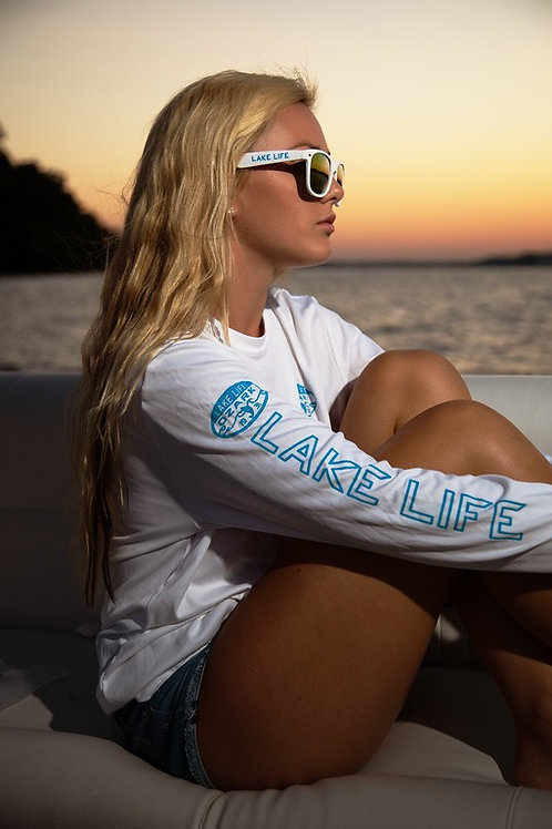 Ozark Long Sleeve (white)