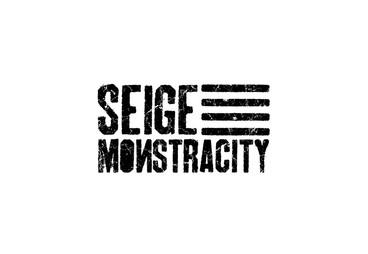 Logo design for music producer Seige Monstracity.