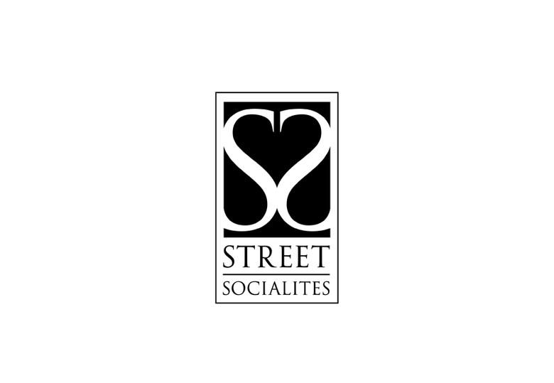 Logo design for clothing brand Street Socialites.