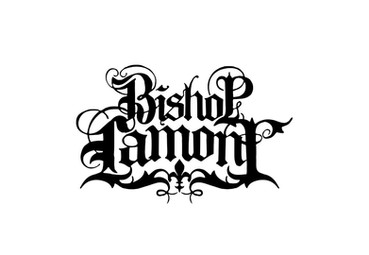 Logo design for recording artist Bishop Lamont.