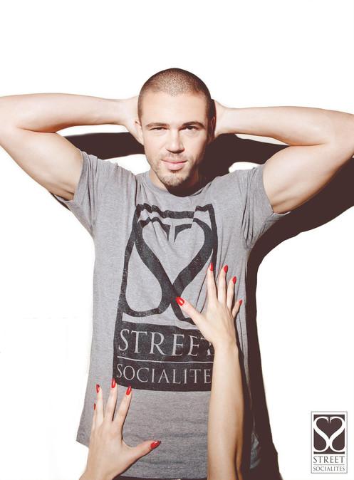 Art Direction / graphic development for Street Socialites / Men's