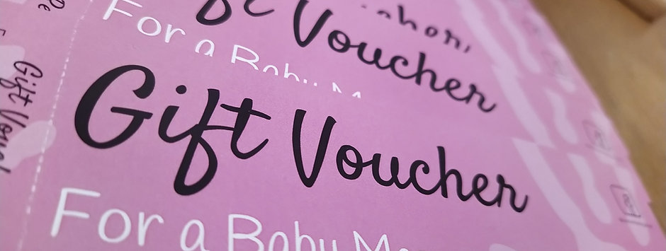 Baby Massage Voucher