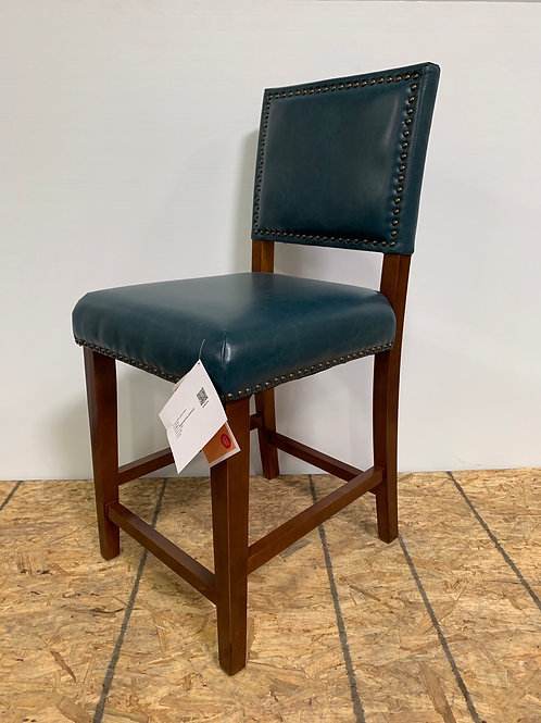 Accent Chair w Studded Lining