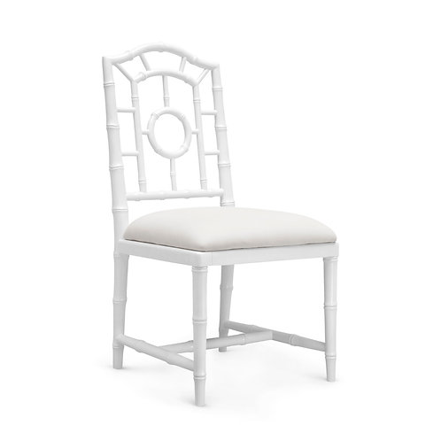 Bungalow 5 Chloe Side Chair in White