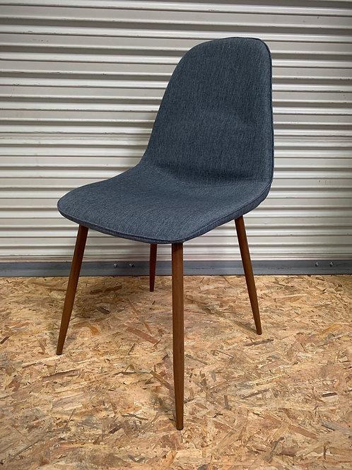 Mid-Century Fabric Chair