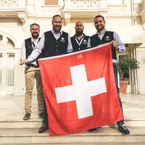 Schweizer Nationalmannschaft Biersommeliers